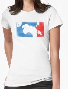 MAJOR LEAGUE ROCKET Womens Fitted T-Shirt