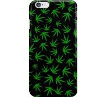 Cannabis / Marijuana Leaf Pattern iPhone Case/Skin