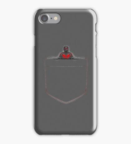 POCKET ANT iPhone Case/Skin