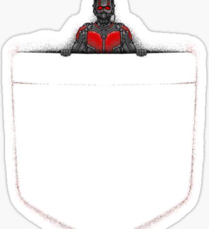POCKET ANT Sticker