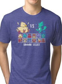 SUMMON FIGHTER Tri-blend T-Shirt