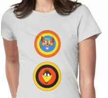 Looney Rhapsodies Womens Fitted T-Shirt