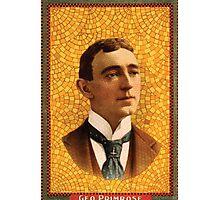 Poster 1890s George Primrose artist poster 18981902 Photographic Print