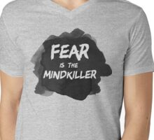 Fear is the Mindkiller Mens V-Neck T-Shirt