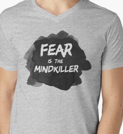 Fear is the Mindkiller Mens V-Neck T-Shirt