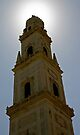 Church in Lecce, Italy by Debbie Pinard