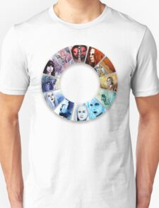 The Colour Wheel of Defiance T-Shirt