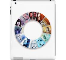 The Colour Wheel of Defiance iPad Case/Skin