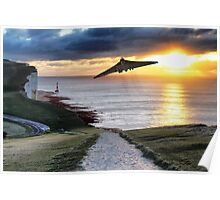 Final Beachy Head Sortie Poster
