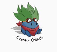 Captain Oddish Sketch Kids Tee