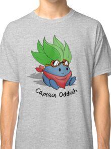 Captain Oddish Sketch Classic T-Shirt