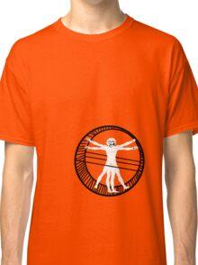 vetruviano hamster wheel Classic T-Shirt