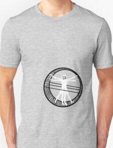 vetruviano hamster wheel T-Shirt