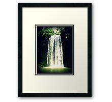 Millaa Millaa Falls - FNQ - Australia Framed Print