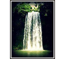 Millaa Millaa Falls - FNQ - Australia Photographic Print