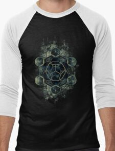 Sacred Geometry for your daily life Men's Baseball ¾ T-Shirt
