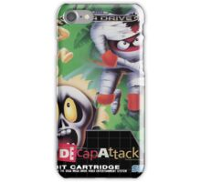 DeCap Attack Mega Drive Cover iPhone Case/Skin