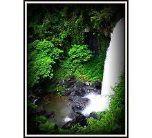 Zillie Falls - FNQ - Australia Photographic Print