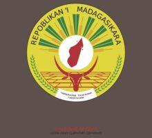 Madagascar Coat of Arms One Piece - Short Sleeve