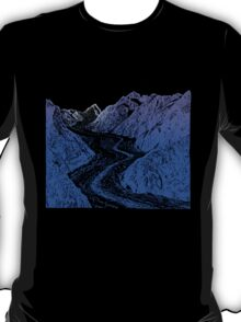 dark mountain music T-Shirt
