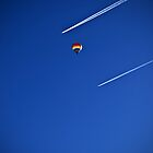 Up up and Away by Parnellpictures