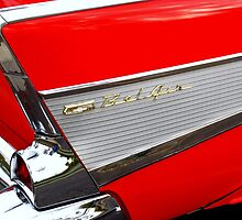 1957 Chevrolet by Anthony Bardaro