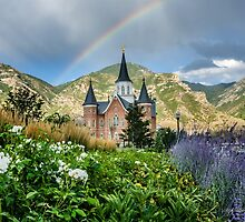 Provo City Center LDS Temple by LaRae55