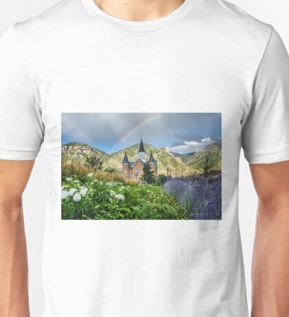 Provo City Center LDS Temple Unisex T-Shirt