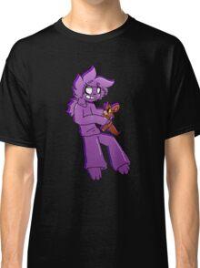 Purple Bedtime Classic T-Shirt