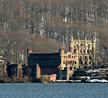 Bannerman Castle Ruins by Jim Sugrue