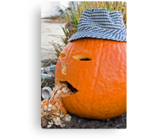Halloween Hangover Canvas Print