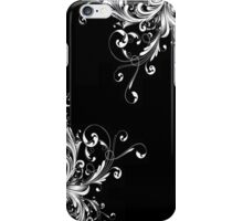Black vintage case iPhone Case/Skin
