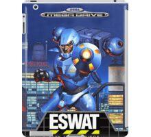ESWAT Mega Drive Cover iPad Case/Skin