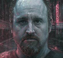 Louis CK 2 by FBananaworks