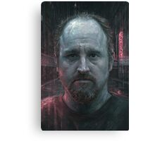 Louis CK 2 Canvas Print