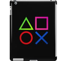 Playstation Gamer iPad Case/Skin