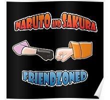 Naruto- Friendzoned Poster