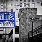 Blues Bar by Steve Leath