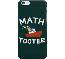 Math Tooter iPhone Case/Skin