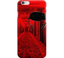 The day had started badly enough without this! iPhone Case/Skin