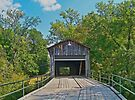 Euharlee Covered Bridge  by lynell