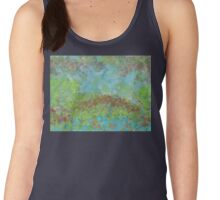 The Garden of Tranquility Women's Tank Top