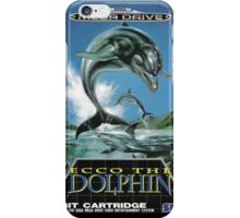 Ecco the Dolphin Mega Drive Cover iPhone Case/Skin