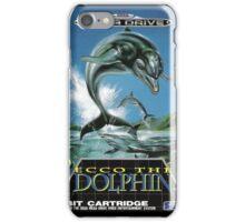 Ecco the Dolphin Mega Drive Cover iPhone Case/Skin