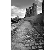 Scarborough Castle English Heritage Site Photographic Print