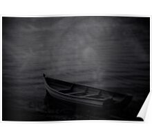 The Haunted Rowboat Poster