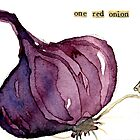 One Red Onion by Carol Kroll
