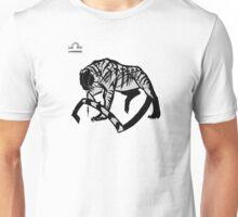 DoubleZodiac - Libra Tiger Unisex T-Shirt