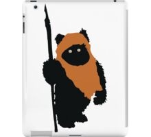 Ewok Bear, Star Wars iPad Case/Skin