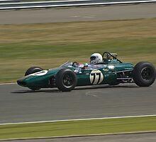 Brabham BT16 by Willie Jackson